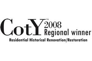 2008 Coty Regional Winner