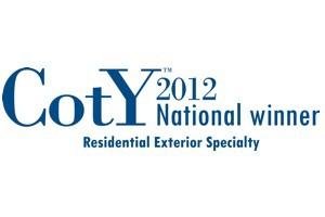 2012 CotY National Winner
