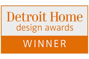 Detroit Home Magazine Design Award
