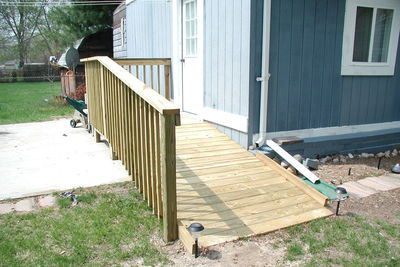 Wheelchair Ramp